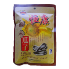 Henokano Sunflower Seeds with Coconut Flavour 128g