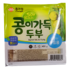 【Fresh】Korean Soyrich Tofu For Frying 400g
