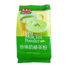 Boba Green Tea Flavor Milk Tea Powder 700g
