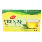 Korean Green Tea with Brown Rice (25 pcs) 37.5g