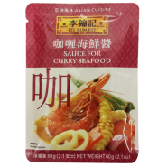 LKK Sauce for Curry Seafood 60g