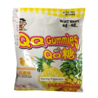 QQ Gummies Soft Candy Pineapple Flavour 25g