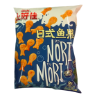 Oishi Japanese Fish Flavour Biscuits 50g