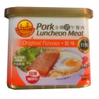 【Meat】Pork Luncheon Meat (Gluten Free, No-MSG) 340g