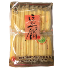 Rice Crackers Green Beans Flaver 108g