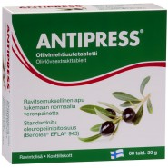 Hankintatukku Antipress (Olive Leaf Extract Tablet) 60 tabl.
