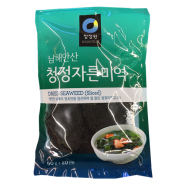 Dried Seaweed Sliced 50g