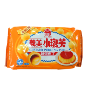 Custard Pudding Puff  57g