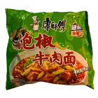 KSF Pickled Pepper Beef Noodle 105g
